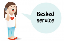 Besked service